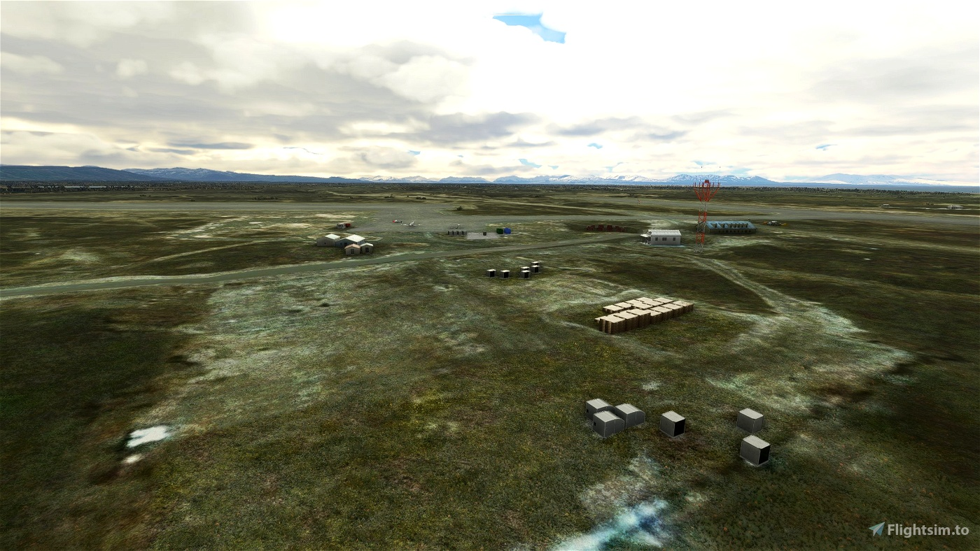 Port Heiden (PAPH), Alaska, US