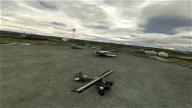Port Heiden (PAPH), Alaska, US Microsoft Flight Simulator