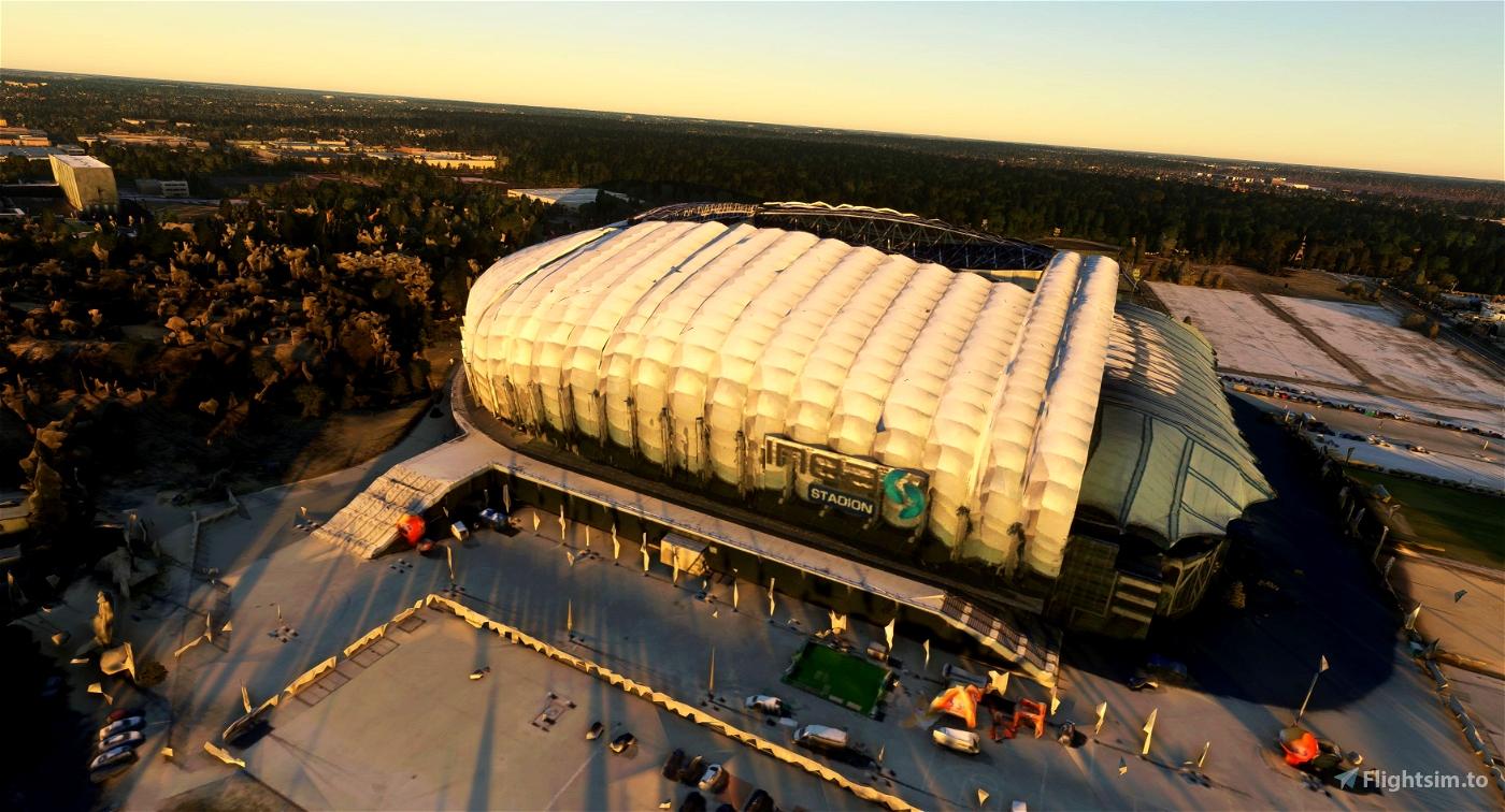 Poznań Stadium - Poland