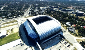 Poznań Stadium - Poland Microsoft Flight Simulator