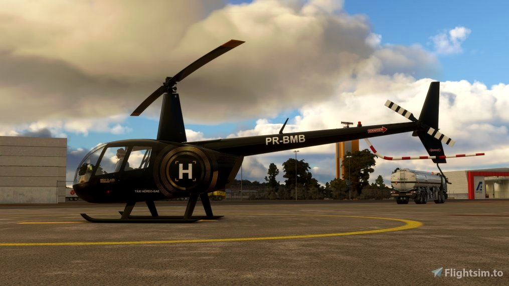 PR-BMB   High Class Helicopters   R44 Raven II Alpha 2.0