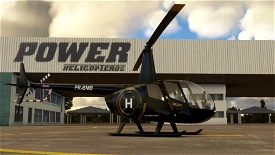 PR-BMB   High Class Helicopters   R44 Raven II Alpha 2.0 Microsoft Flight Simulator