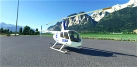 PT-LIB | Globocop | R44 Raven II Alpha 2.0 Microsoft Flight Simulator