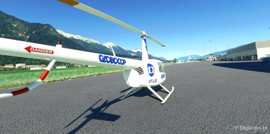 PT-LIB | Globocop | R44 Raven II Alpha 2.0