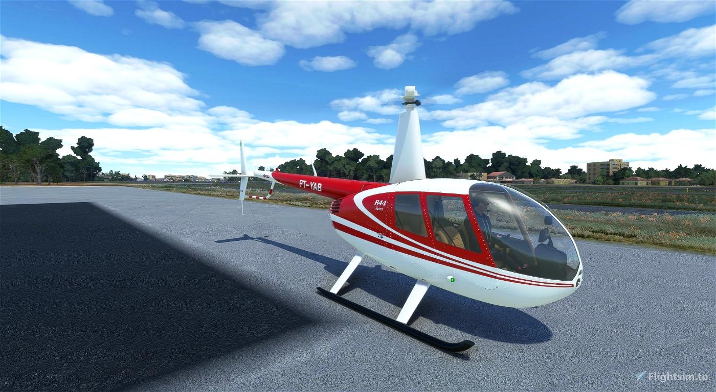 PT-YAB | R44 Raven II Alpha 2.0