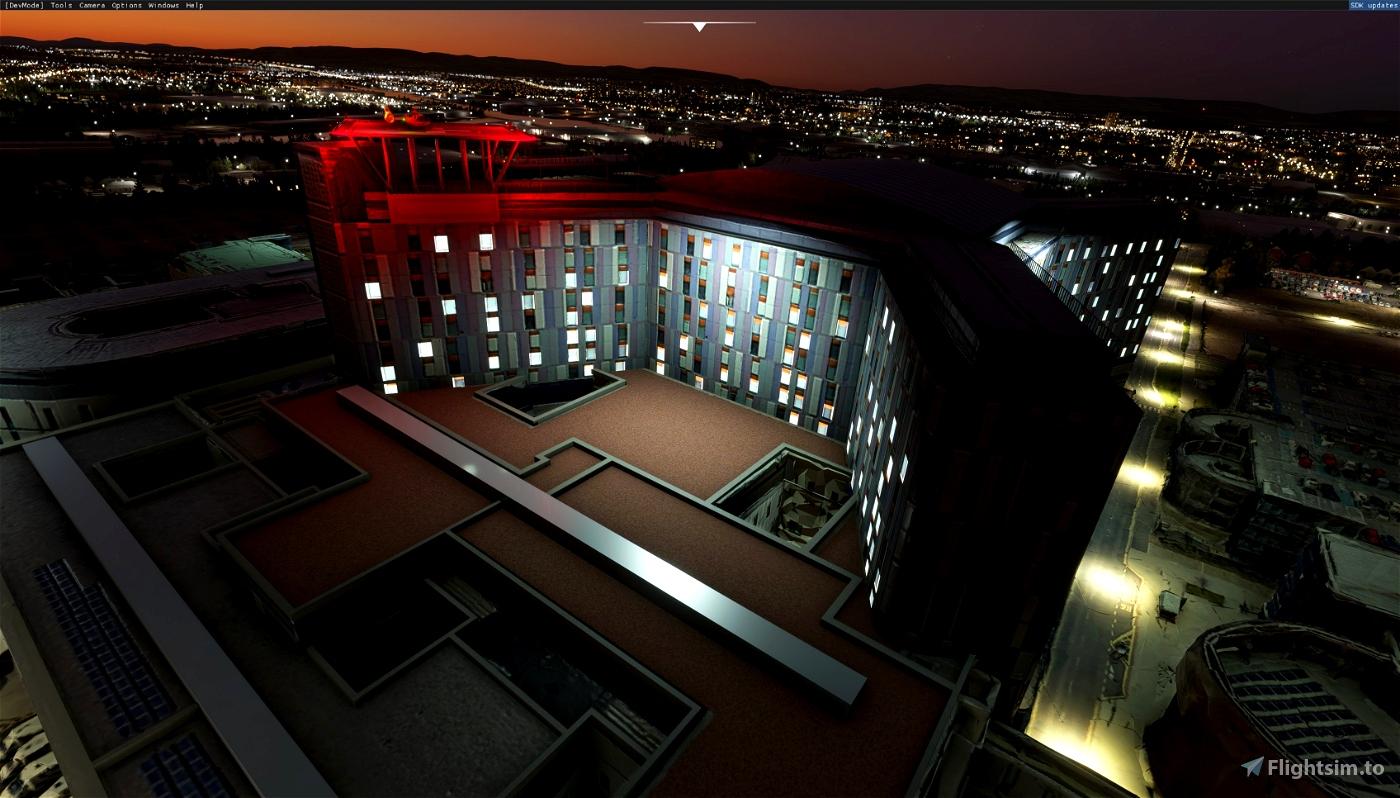 Queen Elizabeth university hospital Glasgow (V2)