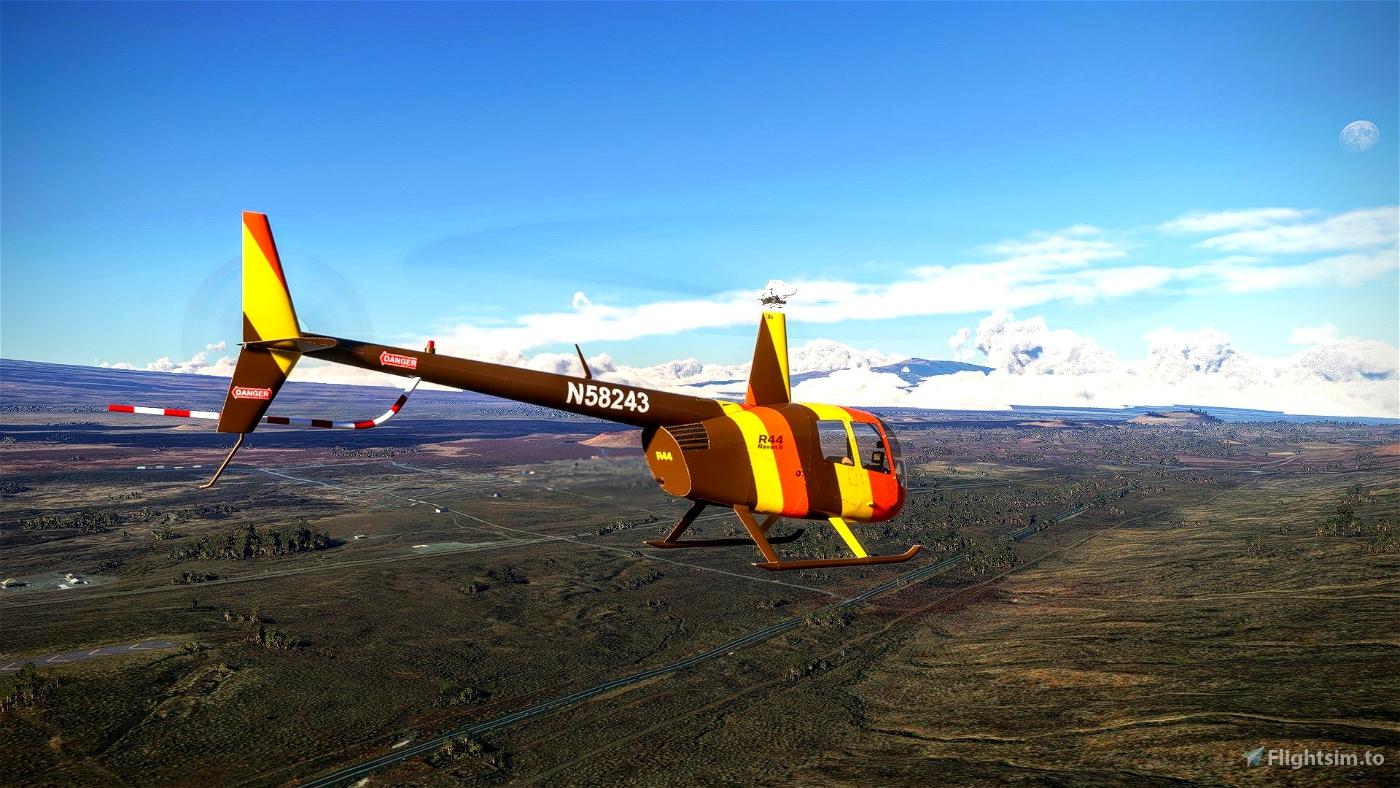 R44 Raven II   Island Hoppers