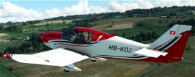 Robin DR400 Cosinus Microsoft Flight Simulator