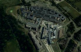 Royal Infirmary of Edinburgh | Edinburgh, UK Microsoft Flight Simulator