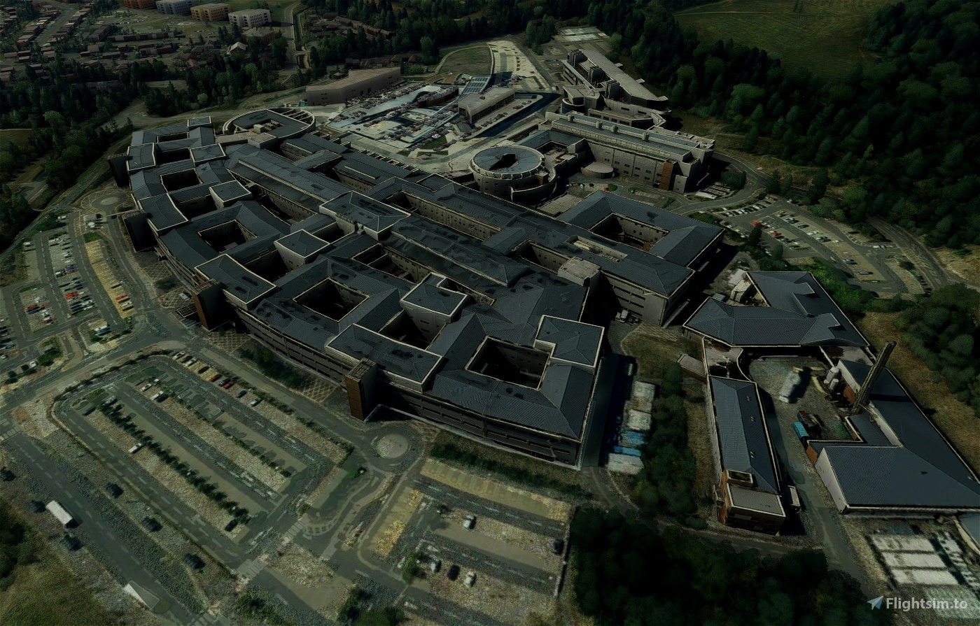 Royal Infirmary of Edinburgh | Edinburgh, UK