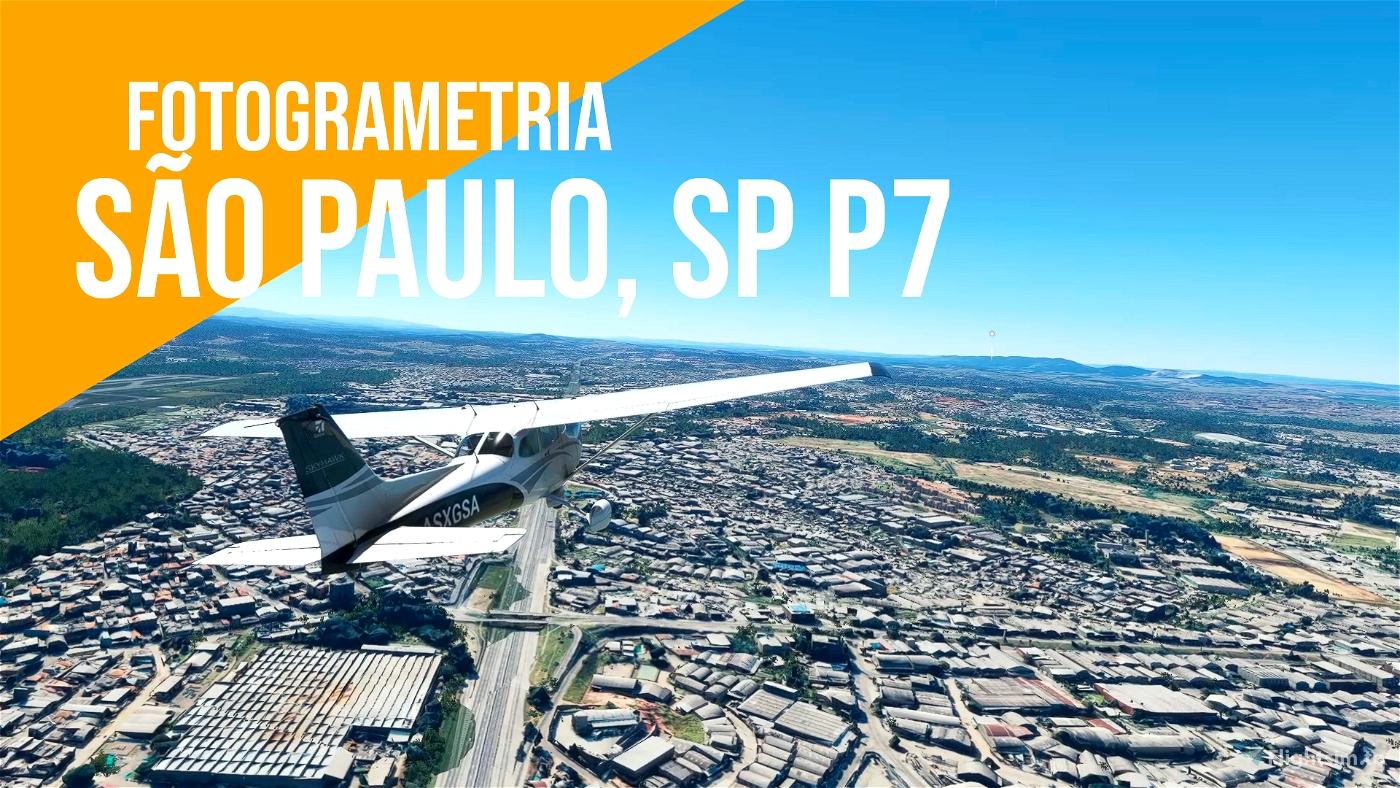 São Paulo Completa 07 - Guarulhos Microsoft Flight Simulator