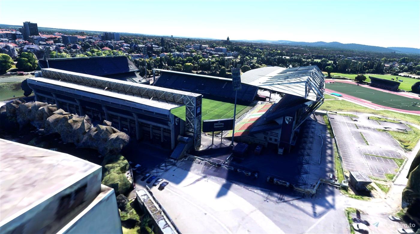 Stade Saint-Symphorien - Metz - France
