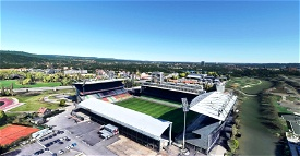 Stade Saint-Symphorien - Metz - France Microsoft Flight Simulator