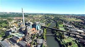 Stuttgart - Part VI Microsoft Flight Simulator