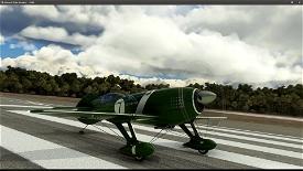 TD68-GBR3-Jaguar Microsoft Flight Simulator