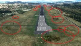 Tree Fix of WU6 Airport LOWK Klagenfurt Microsoft Flight Simulator