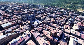 Trento - Historic Center - Italy Microsoft Flight Simulator