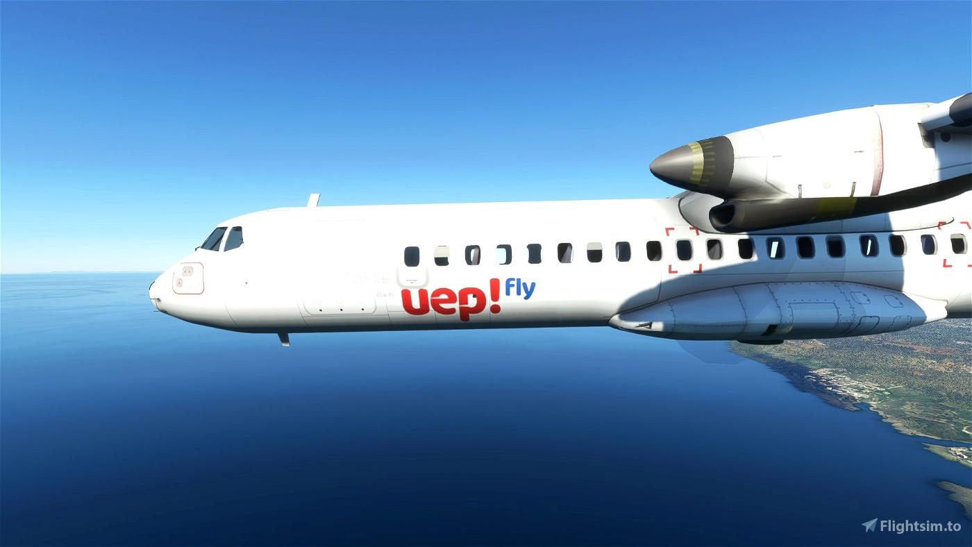 Uep! Fly ATR 72-600 (for Community Version)