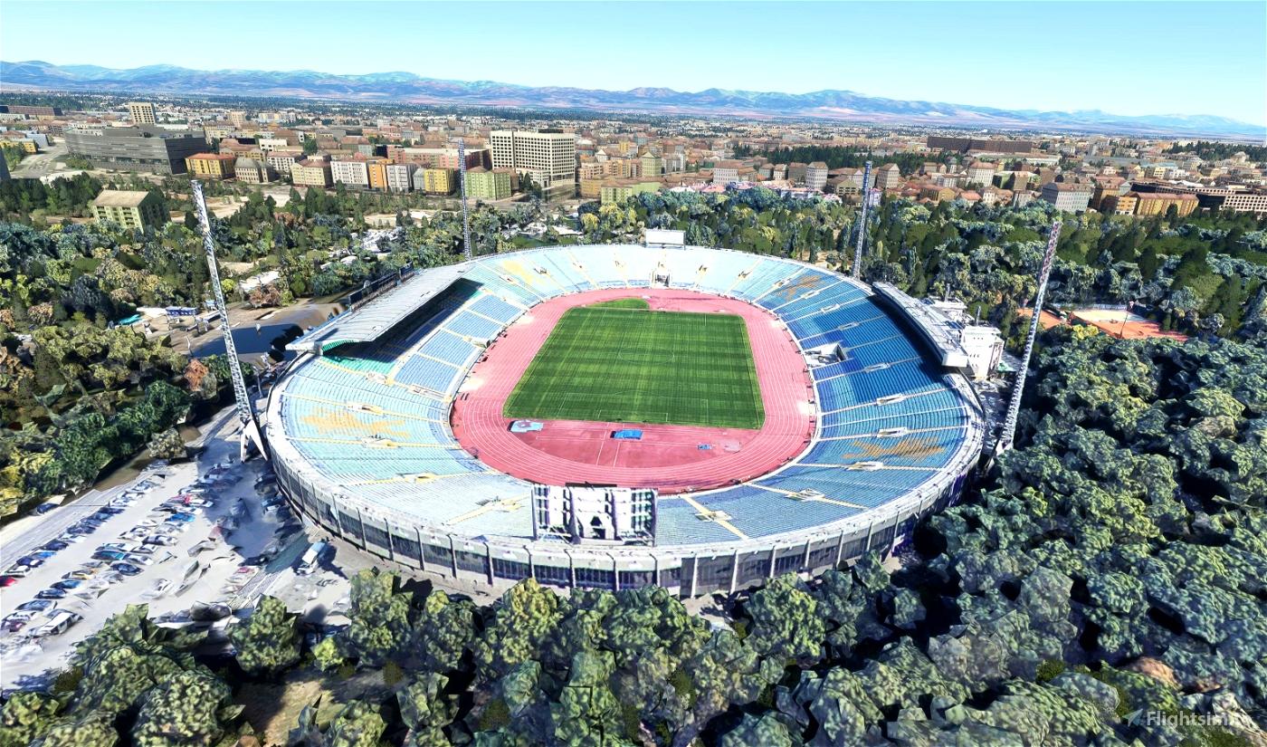 Vasil Levski Stadium - Sofia - Bulgaria