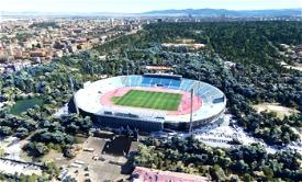 Vasil Levski Stadium - Sofia - Bulgaria Microsoft Flight Simulator