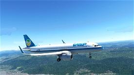 [A32NX] VASP-OLD Microsoft Flight Simulator