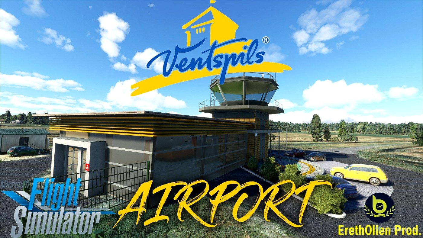 Ventspils International Airport for Microsoft Flight Simulator Microsoft Flight Simulator