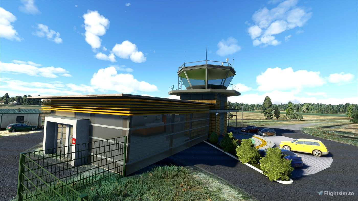 Ventspils International Airport for Microsoft Flight Simulator