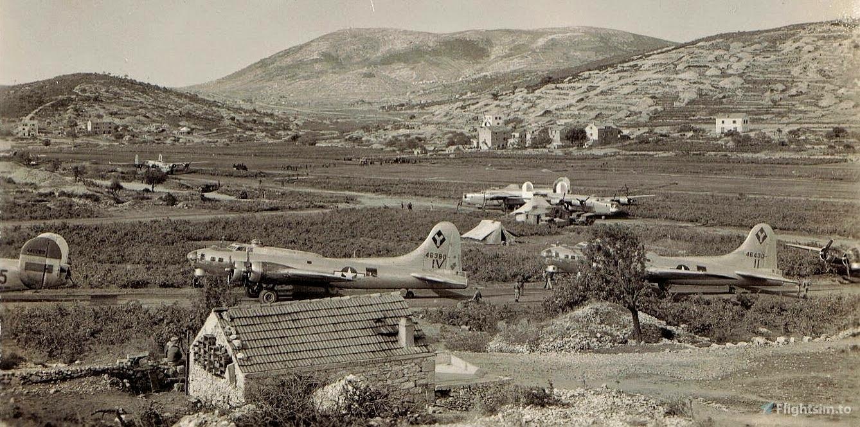 Vis Old Airfield