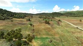 Vis Old Airfield Microsoft Flight Simulator