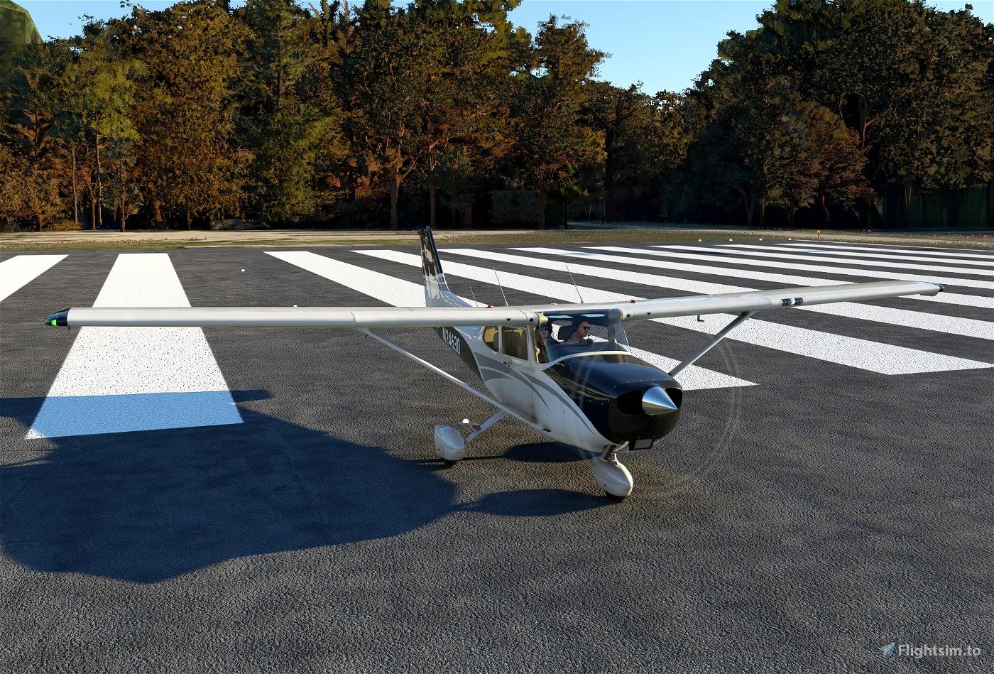 VR Friendly Prop Mod MULTI PASS! Microsoft Flight Simulator