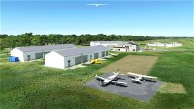 X58 - Indiantown Airport Microsoft Flight Simulator