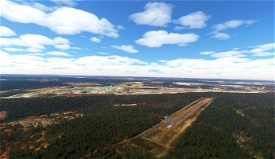 YCOI - Collie Airport - WA Microsoft Flight Simulator