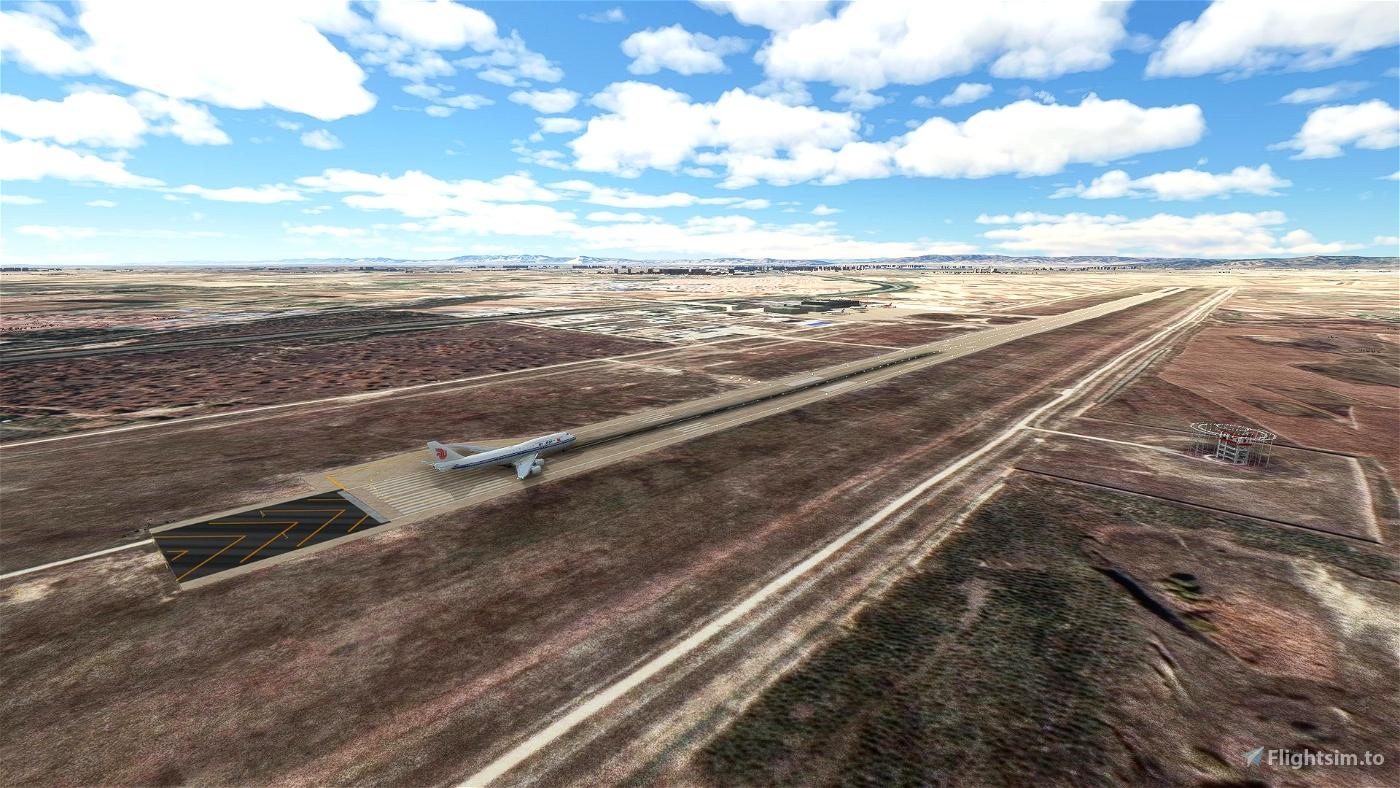 [ZBDT] Datong Yungang Airport Microsoft Flight Simulator