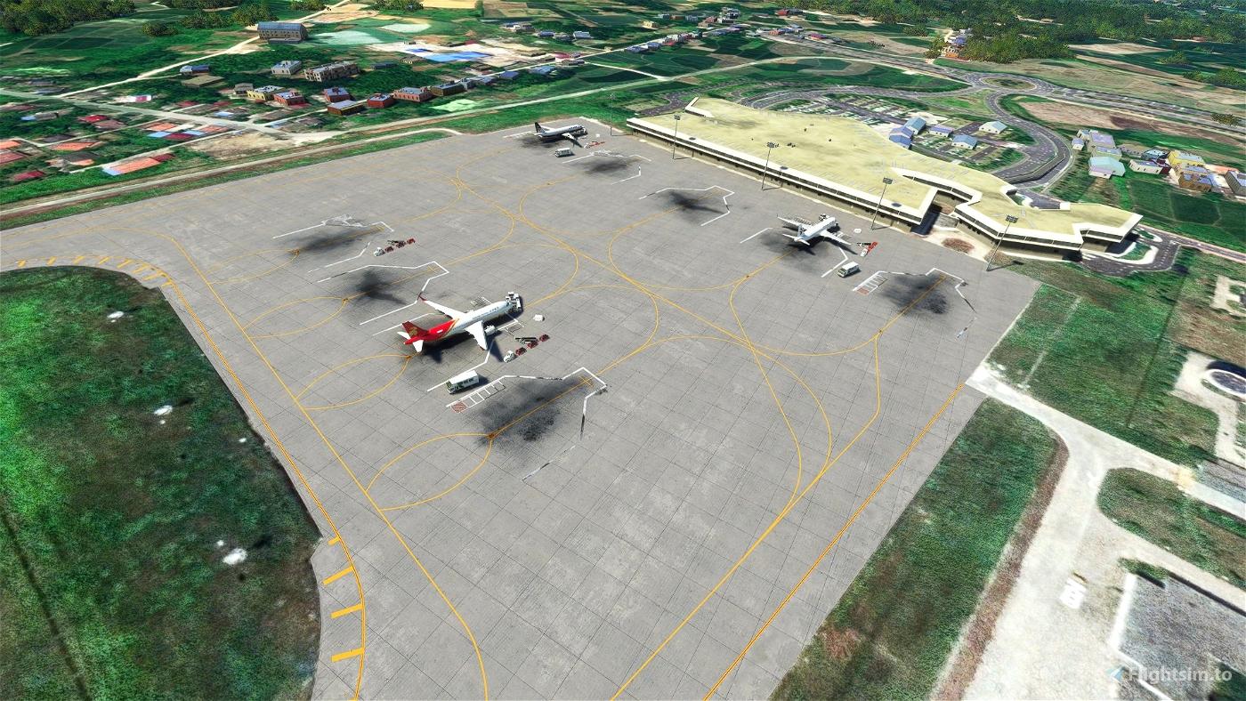 [ZGCD] Changde Taohuayuan Airport