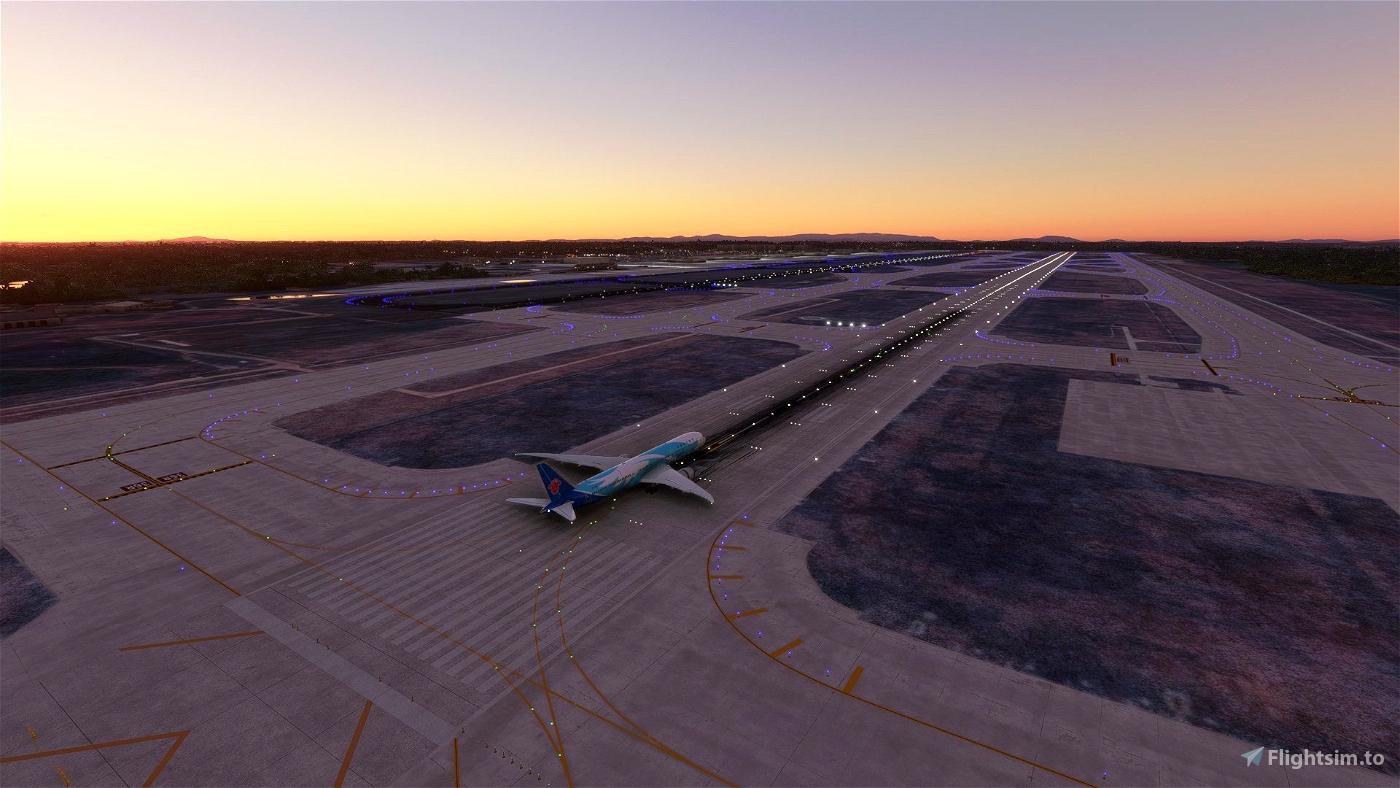 [ZGHA] Changsha Huanghua International Airport Microsoft Flight Simulator