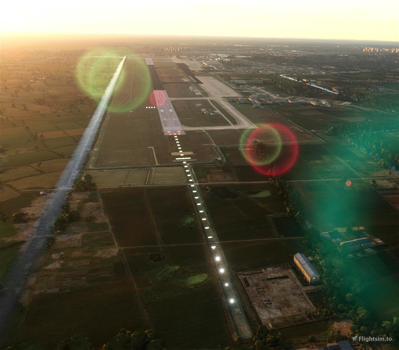 ZSCG - Changzhou Benniu International Airport