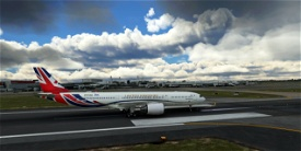 A330-900neo RAF Voyager Livery (Fictional) Microsoft Flight Simulator