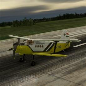 Antonov An-2 [WIP] Microsoft Flight Simulator