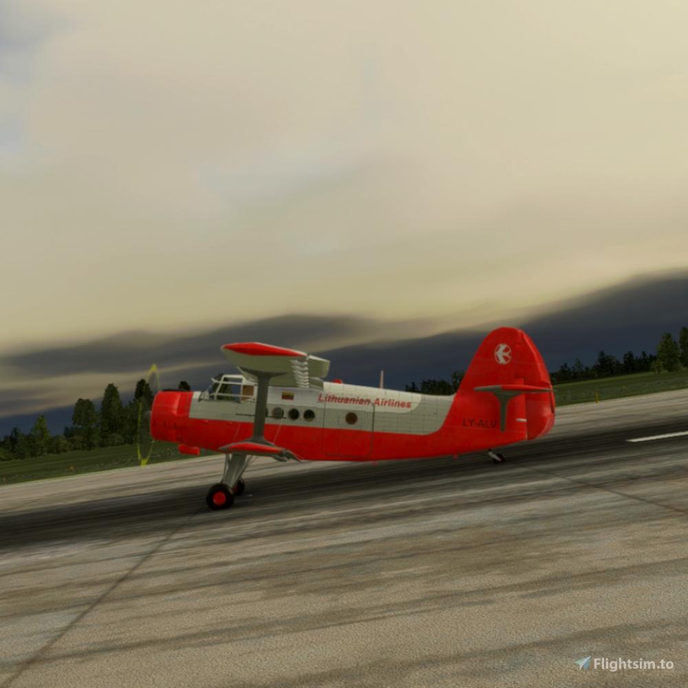 Antonov An-2 [WIP]