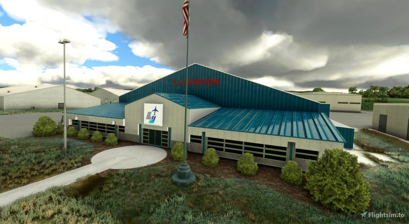 Arnold Palmer Regional Airport - Latrobe, PA (KLBE)