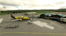 Arnold Palmer Regional Airport - Latrobe, PA (KLBE) Microsoft Flight Simulator