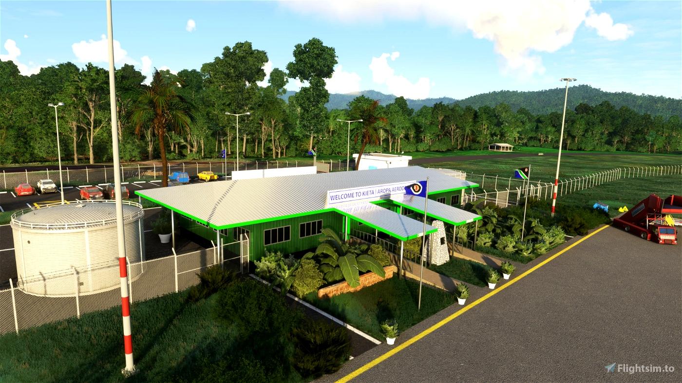 Aropa (Kieta) Airport (AYKT)