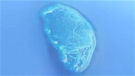 Arrecife Alacranes Microsoft Flight Simulator