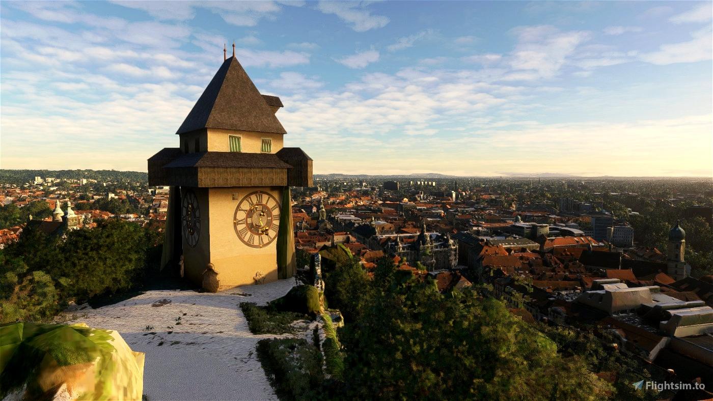 Austrian Landmark Project (ALP)