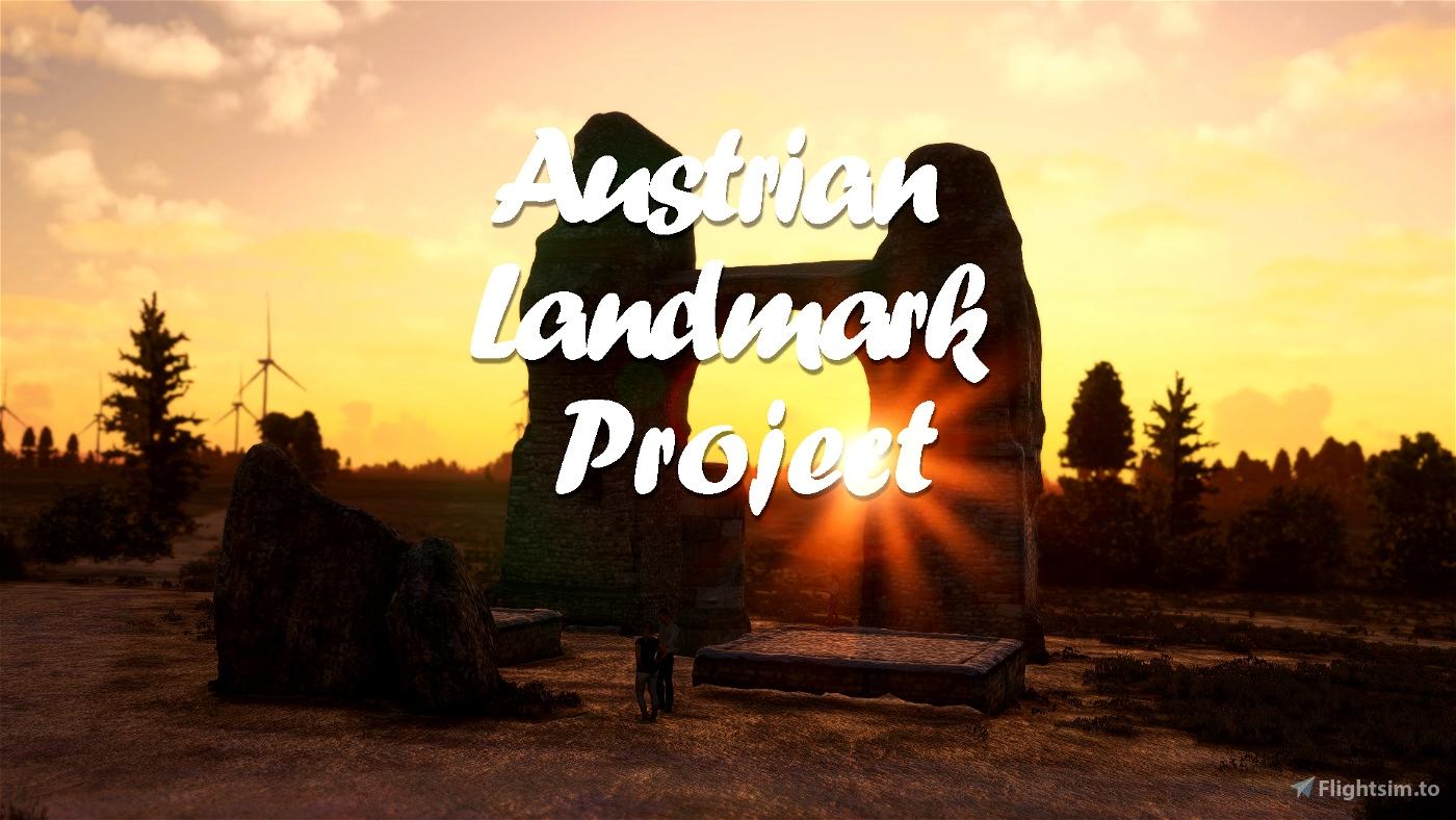 Austrian Landmark Project (ALP) Microsoft Flight Simulator