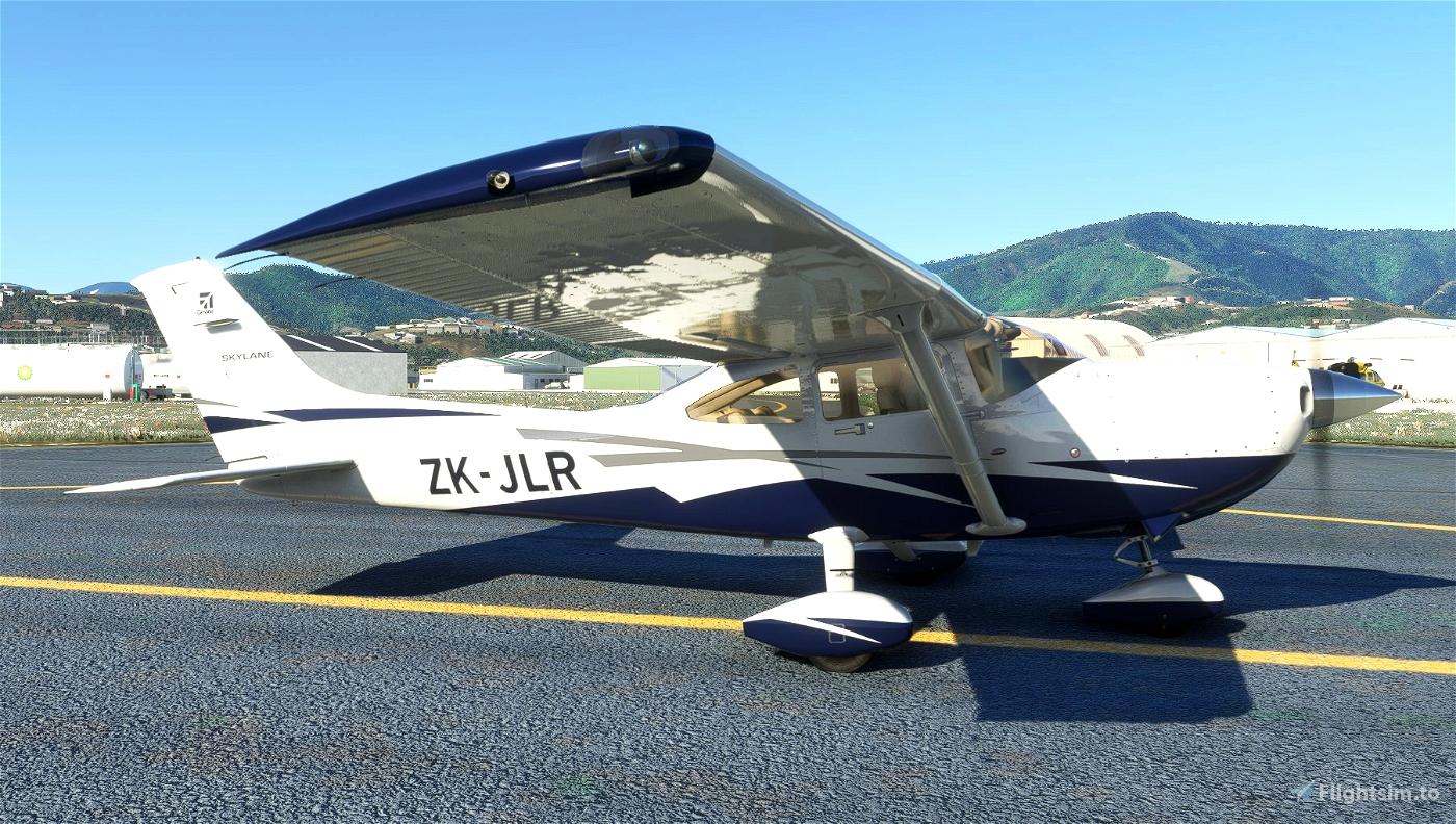 Carenado CT182T Skylane ZK-JLR (Private, New Zealand)
