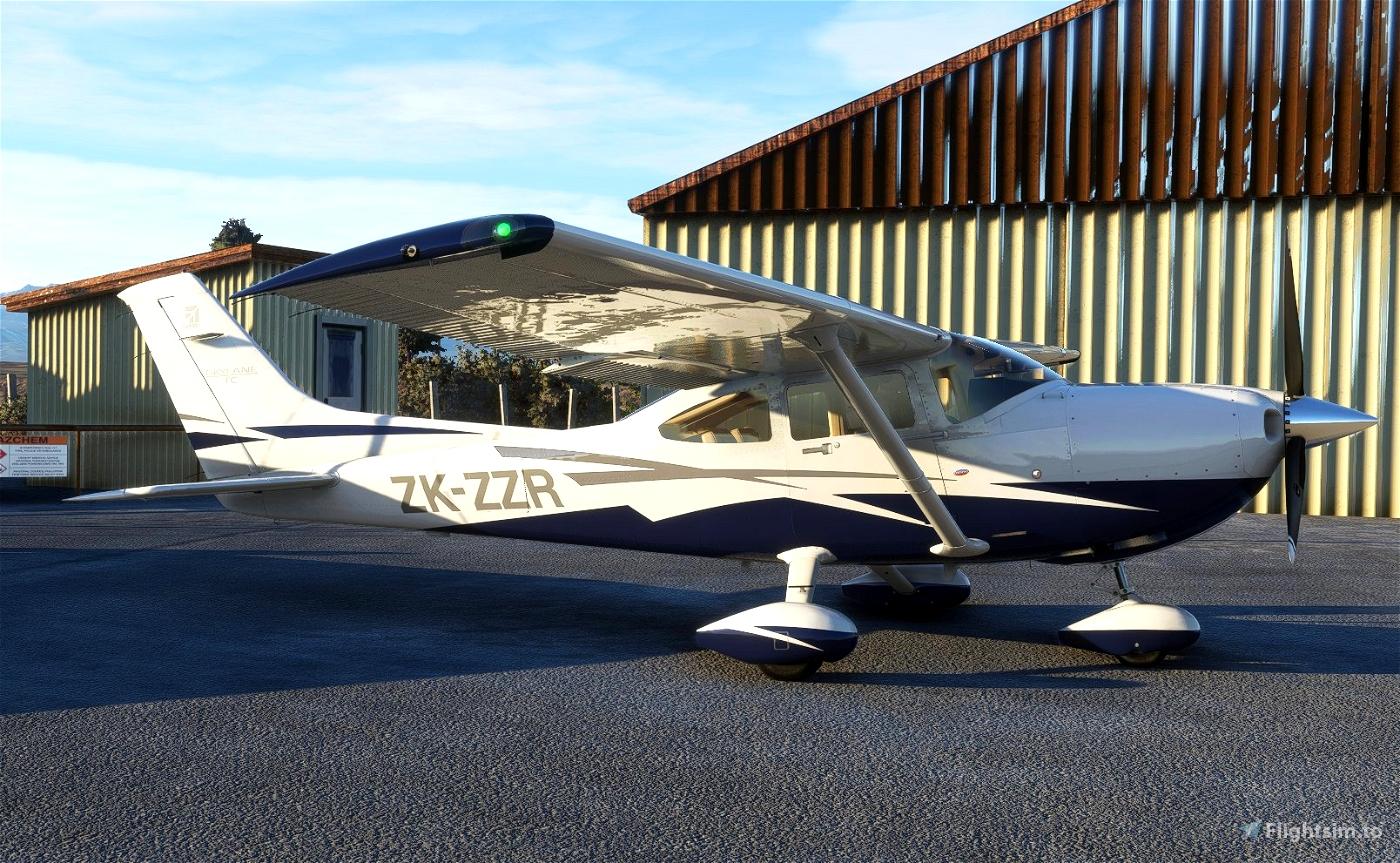 Carenado CT182T Skylane ZK-ZZR (Private, New Zealand)