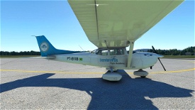 Cessna 172g-G1000 Everyair Flight Academy Microsoft Flight Simulator