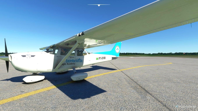 Cessna 172g-G1000 Everyair Flight Academy
