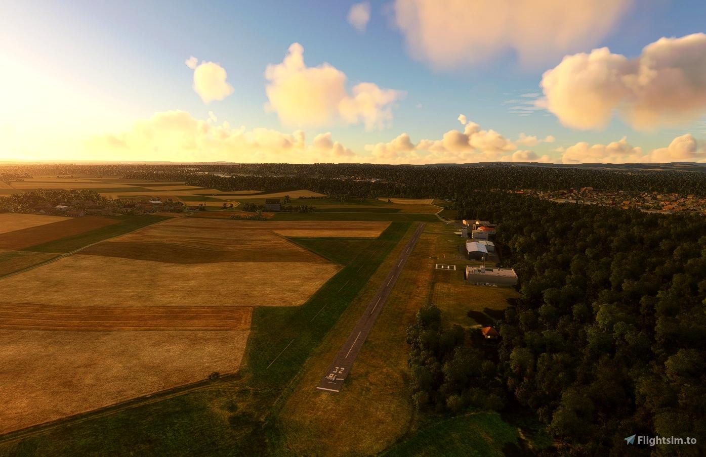 EDQW Weiden Airfield Germany (Upgrade)